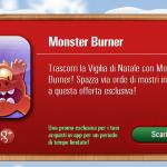 Monster Burner solo per oggi in offerta straordinaria