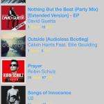 Gauss, un aspetto più sfocato per l'app nativa Musica