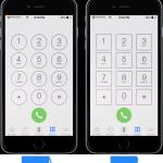Square Dialer Buttons, personalizziamo l'app Telefono