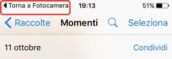 BreadcrumbsAway, come nasconde i collegamenti breadcrumb in iOS 9