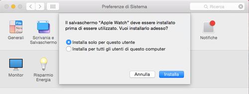 Come installare l'Apple Watch screensaver sul vostro Mac_2