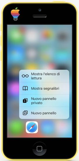 Forcy, attiva le azioni rapide delle app in tutti i dispositivi senza il 3D Touch_2