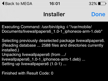 LiveWallEnabler, attiva gli sfondi animati di iPhone 6S su tutti i dispositivi_Fine