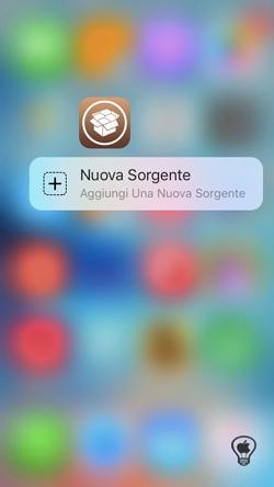 Shortcuts, estendi il menu rapido del ForceTouch anche ad altre applicazioni_Cydia