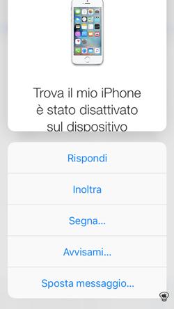 UniversalForce, attiva le funzioni peek e pop, sui vecchi dispositivi con iOS 9 mail2