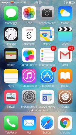 BytaFont 3, come personalizzare il font del vostro dispositivo iOS 9_2