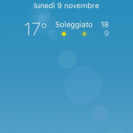 Weatherboard 2, le previsioni atmosferiche della tua città direttamente nella Lock screen