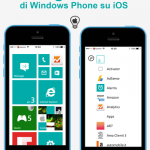 Paragon, come attivare l'interfaccia di Windows Phone su iPhone