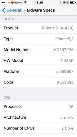 HardwareSpecs,-come-visualizzare-le-specifiche-tecniche-del-tuo-dispositivo-iOS_2