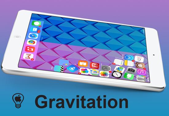 Gravitation,-le-icone-delle-app-nella-Home-screen-sono-soggette-alla-gravitazione