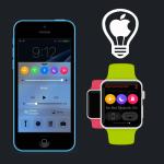 Cream, come attribuire un look Apple Watch al Centro di Controllo di iOS