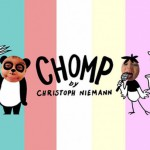 Chomp, un'applicazione per tutti che crea video divertenti con vignette disegnate a mano