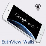 EathView Walls, applica in modo automatico qualsiasi immagine di Google Earth come sfondo