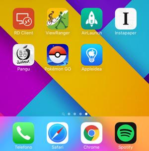 Come eseguire il jailbreak di iOS 9.3.2 o iOS 9.3.3 con Windows, Mac o Linux_3