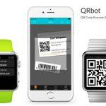 Qrbot Barcode Scanner & QR Code Reader utilizza tutti i tuoi codici con Apple Watch