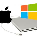 Come utilizzare il lettore cd di Apple SuperDrive con un qualsiasi PC Windows