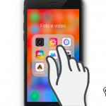 PinchToClose consente di chiudere con un gestures a due dita le cartelle di iOS
