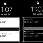 PokeBar rende il banner delle notifiche in stile Pokémon Game Boy