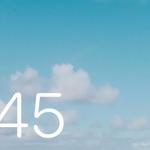 Nita indica il meteo nella barra di stato con una Emoji