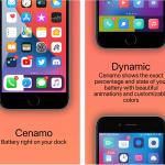 Cenamo rende visibile il livello di ricarica della batteria nella dock di iPhone