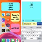 Sticky Widgets prendi appunti con un widget nella Home di iOS 14
