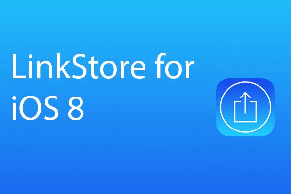LinkStore-for-iOS- 8